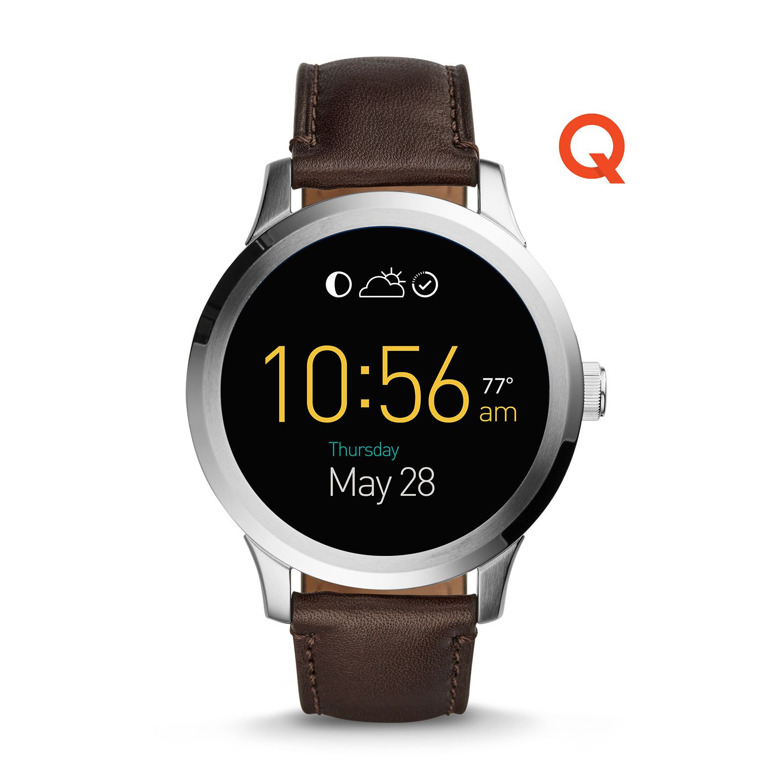 Review Fossil Q Founder Smartwatch from Fossil.