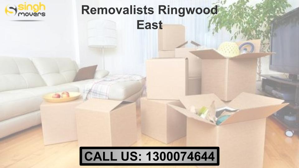 Removalists Ringwood East