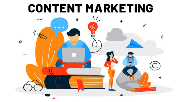 Digital Marketing - Content Marketing