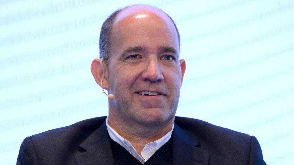 NEW YORK, NY - SEPTEMBER 30: ABC News Special Correspondent and Senior Strategic Advisor Matthew Dowd speaks onstage at the Conversation with The Washington Post panel presented by The Washington Post during Advertising Week 2015 AWXII at Nasdaq MarketSite on September 30, 2015 in New York City.