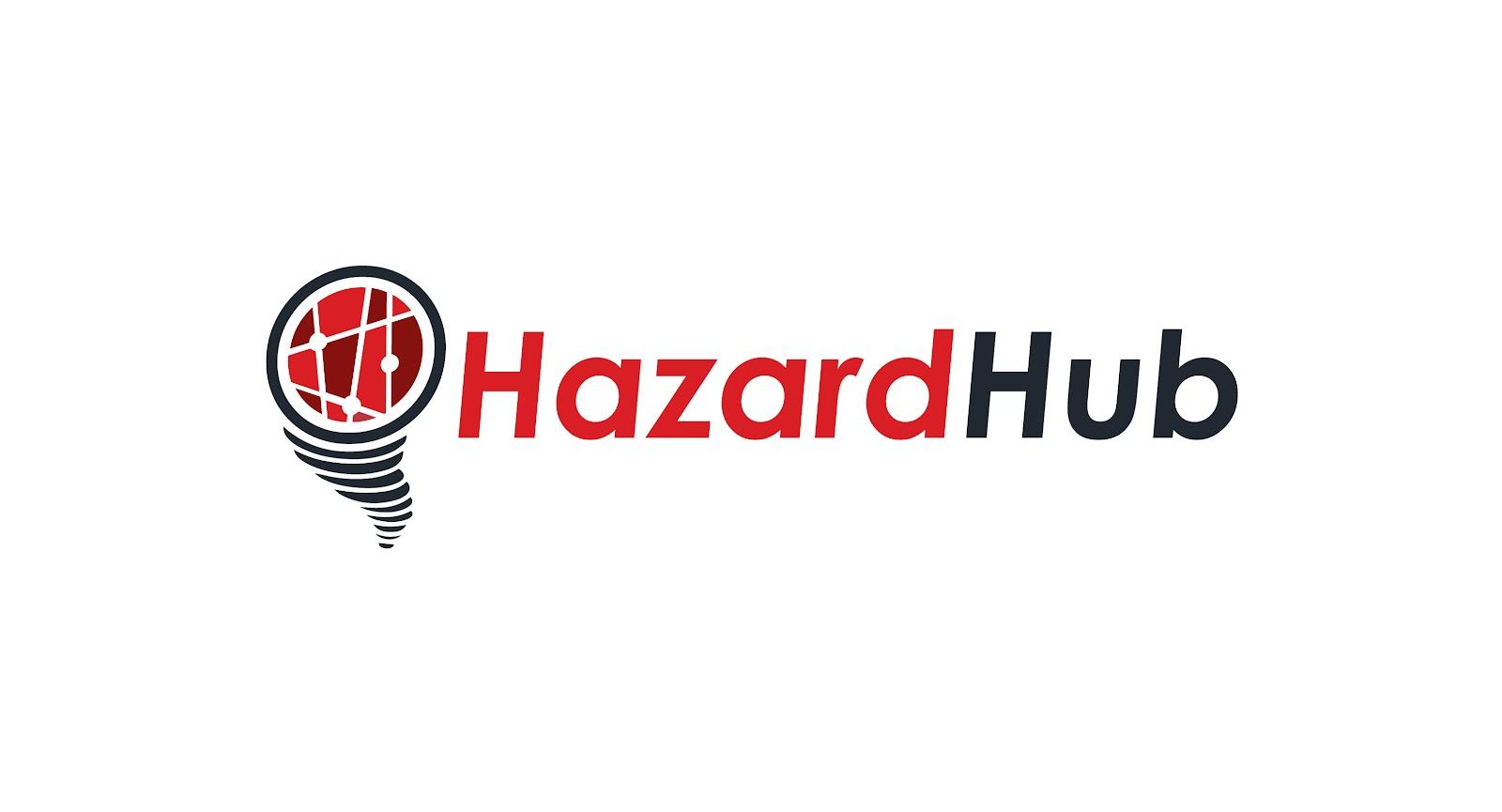 HazardHub's logo