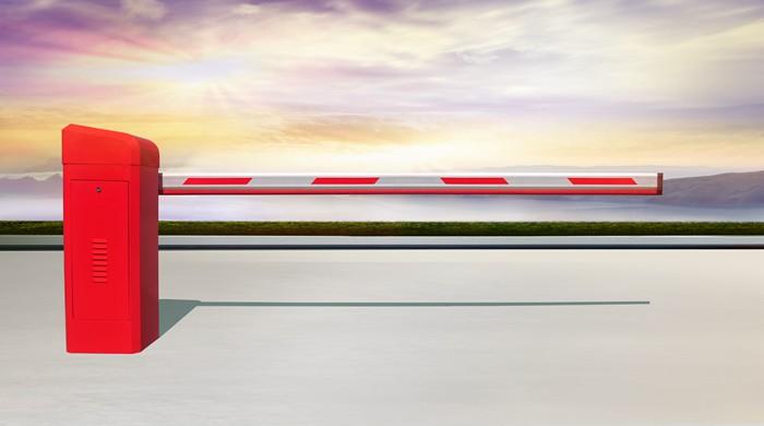 Thanh chắn xe tự động được thiết kế đa dạng và phong phú