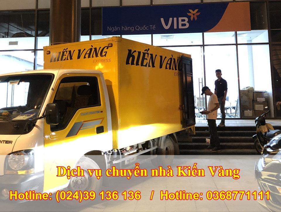 Dịch vụ chuyển nhà trọn gói tại hà nội -【Kiến Vàng Hà Nội】