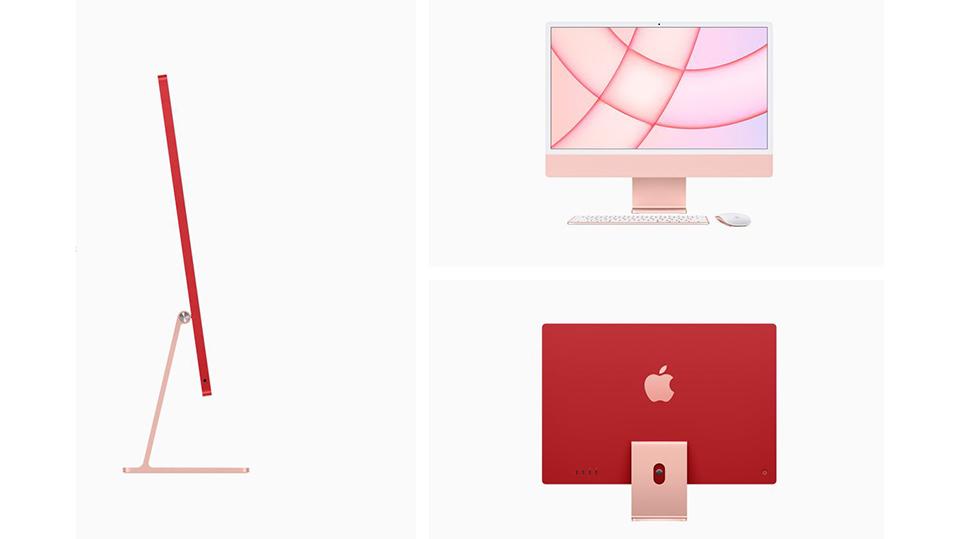 thiết kế iMac M1 2021 24 inch Retina 4.5K