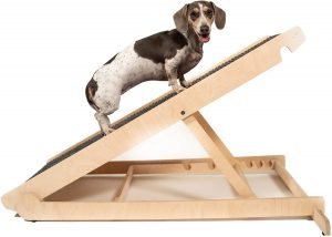 Adjustable Pet Ramp for All Dogs and Cats