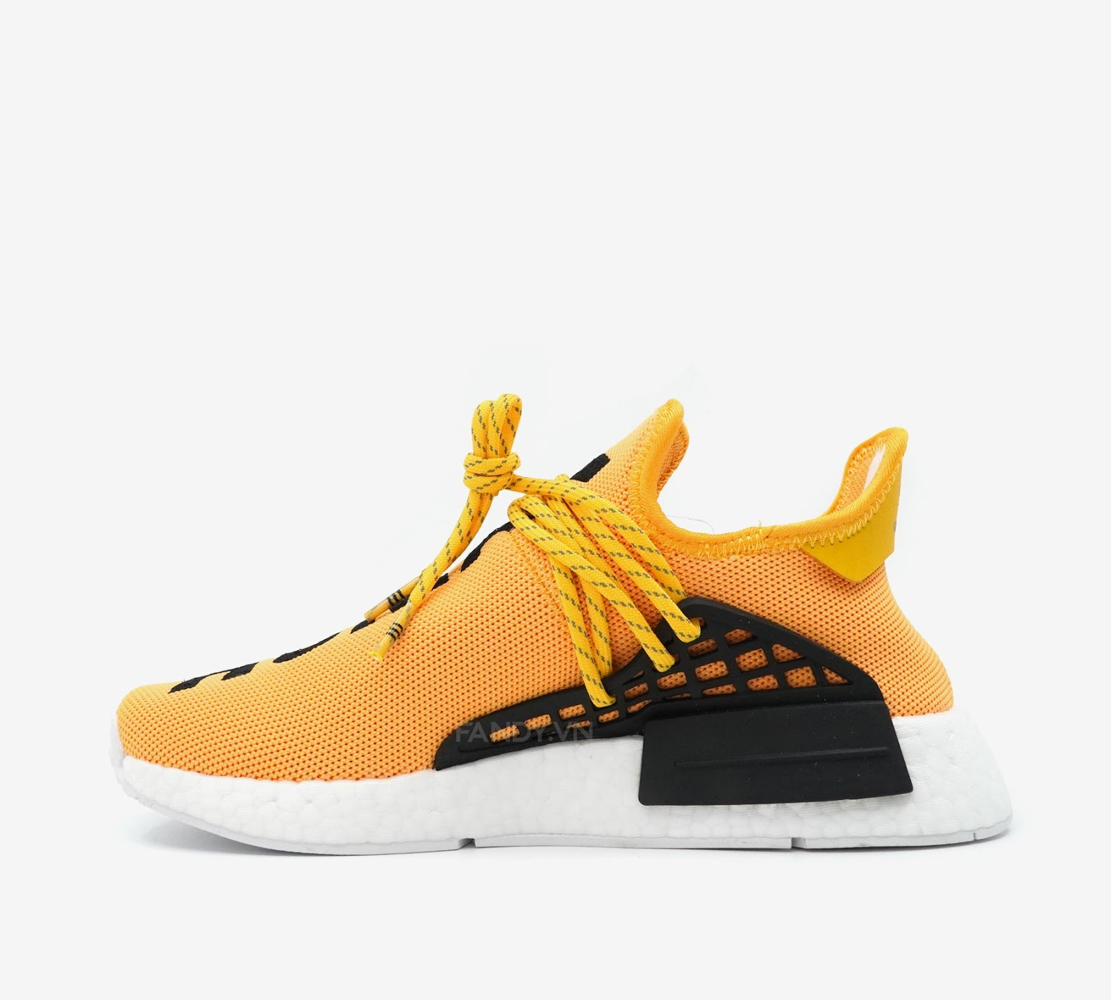 "Giày Adidas Human Race "" Yellow OG"""