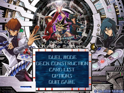 Yugioh! Kaiba corp ultimate masters mod (pc game) yugi.