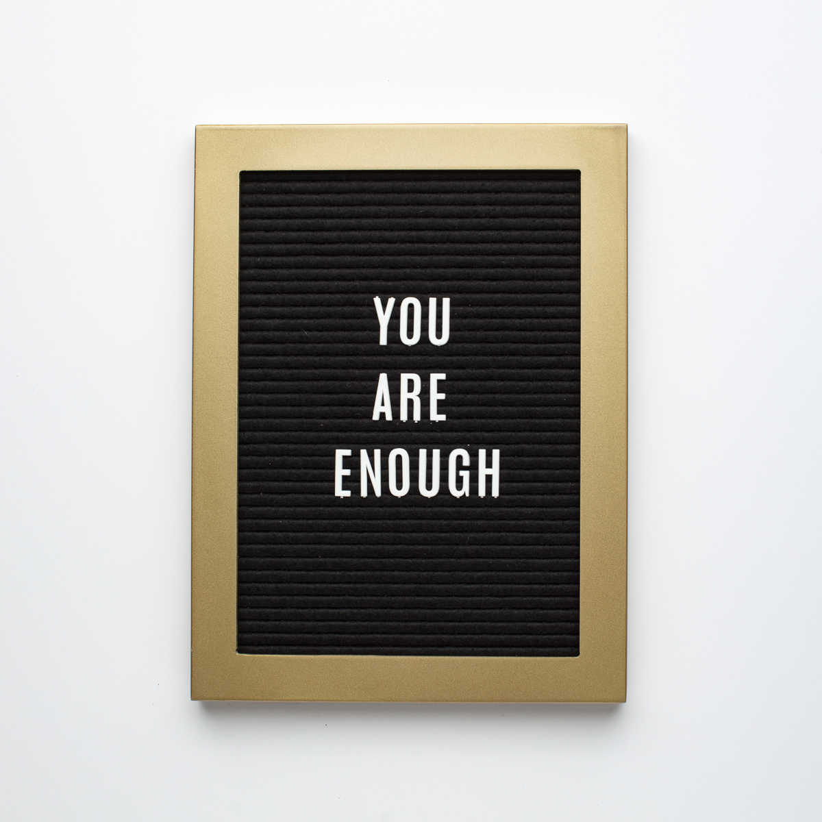 You Are Enough- Stop Your To-Do List Anxiety