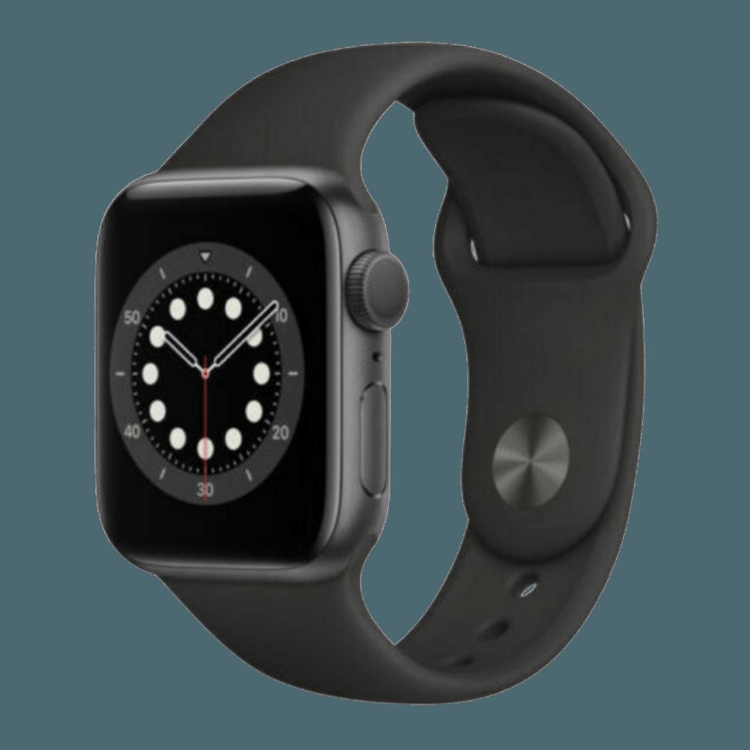 A photo of an Apple Series 6 Smartwatch