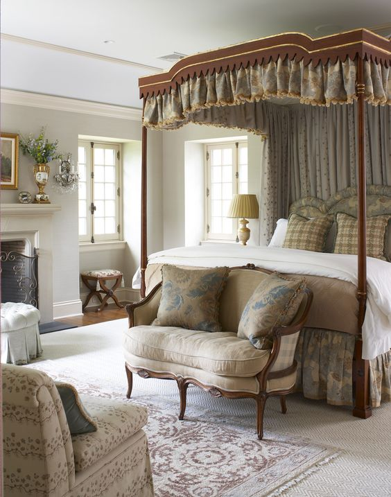 Country-Themed Bedroom Ideas