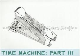 TIME MACHINE: Part III: Adult Sketching