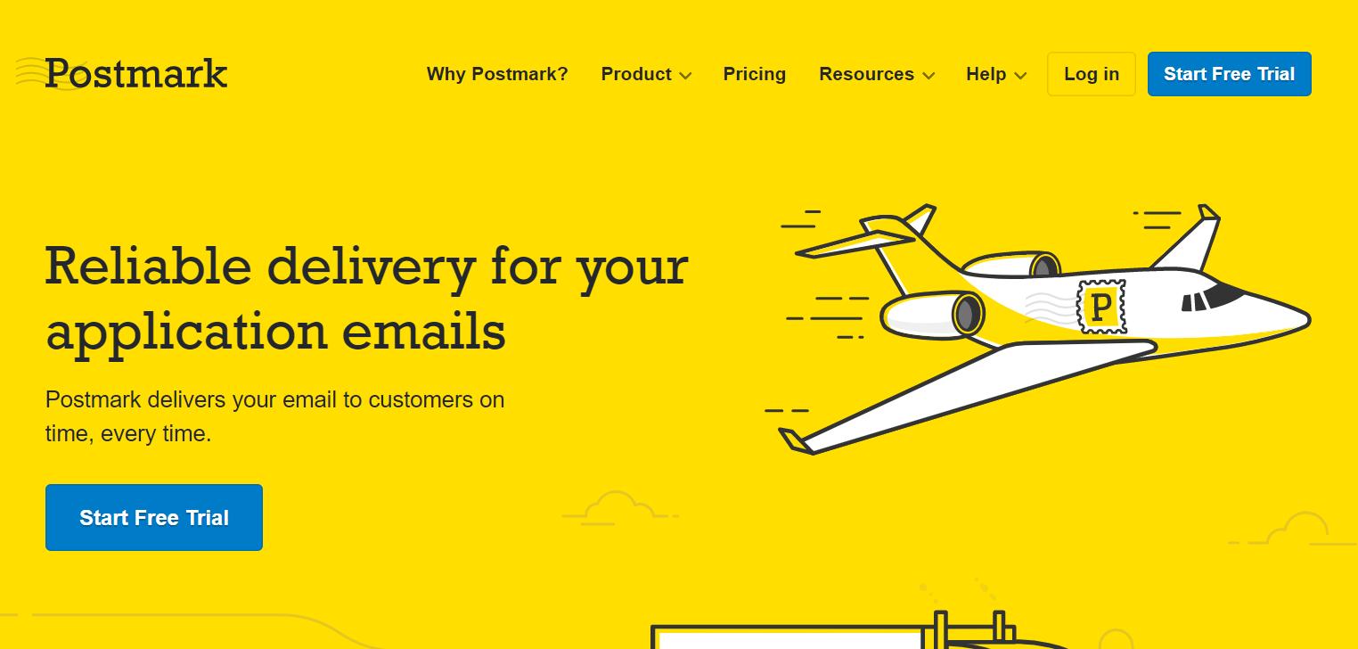 postmark, transactional email service for wordpress