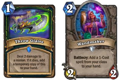 Throw Glaive Darkmoon Faire Demon Hunter