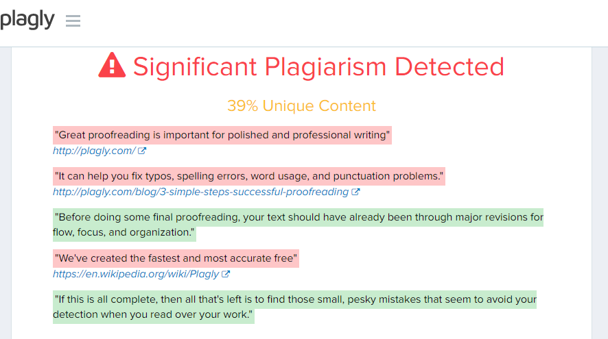 5 Best plagiarism checkers tools to consider in 2021