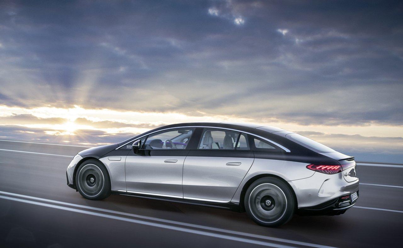 Mercedes EQS : la voiture électrique nouvelle génération de la marque allemande