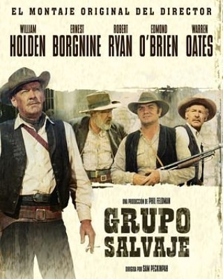Grupo salvaje (1969, Sam Peckinpah)