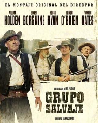 Grupo salvaje (1969, Sam Peckinpah)
