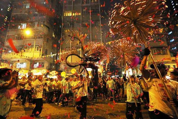 Tết Trung Thu - nét văn hóa truyền thống của Hồng Kông