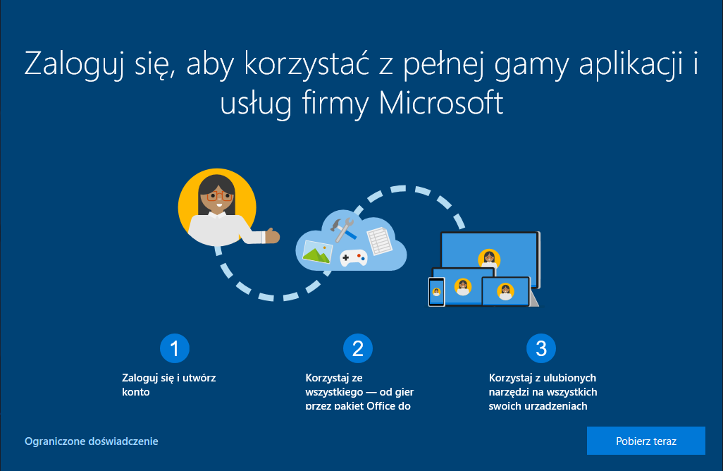 Microsoft konto