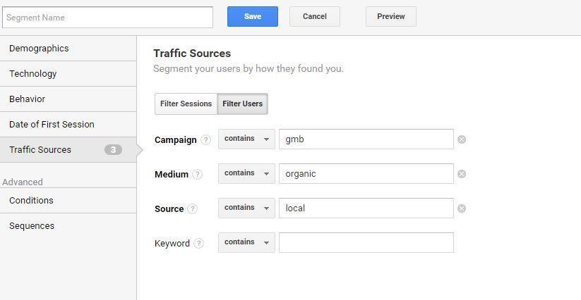 UTM codes traffic sources image