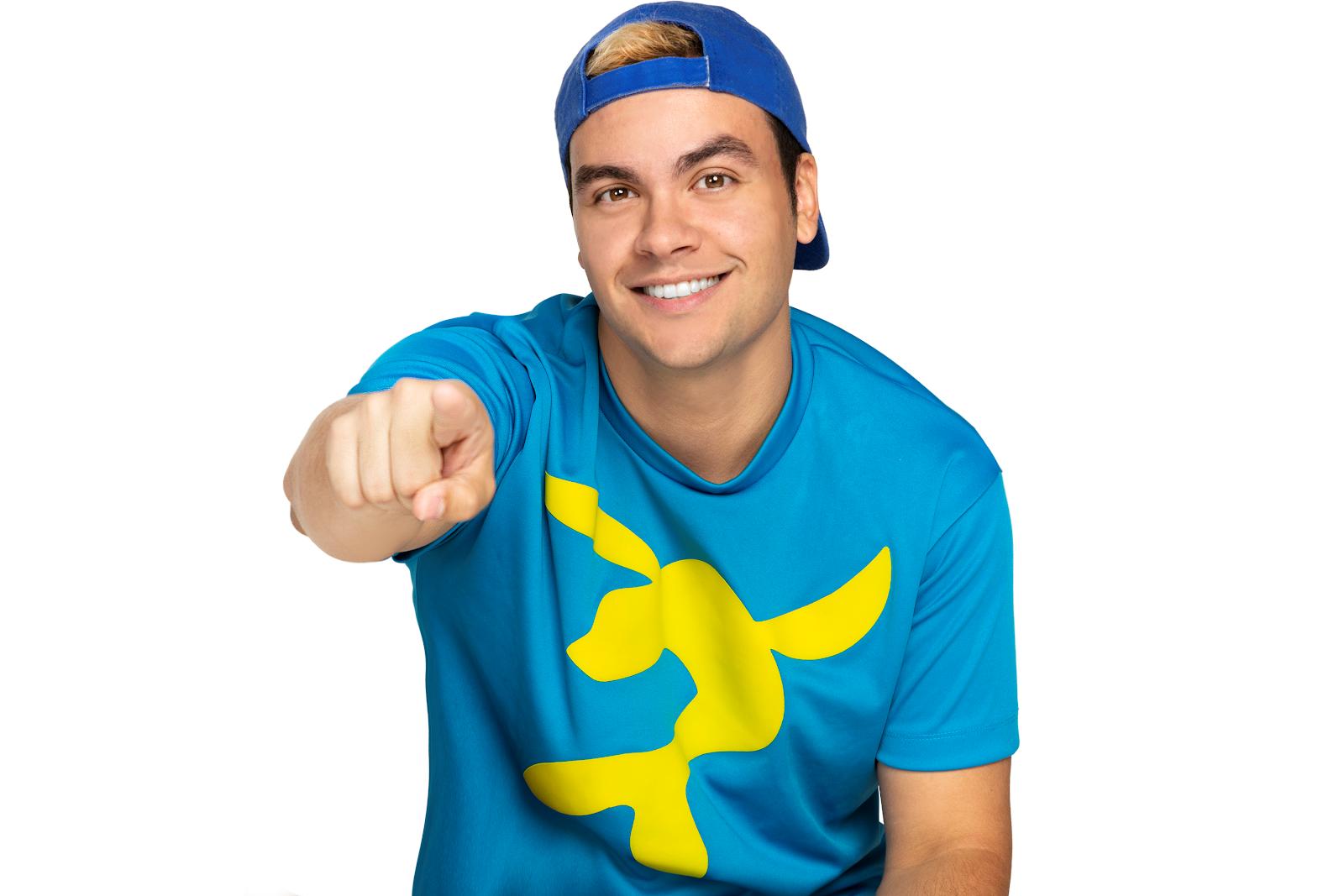 Youtuber Luccas Neto