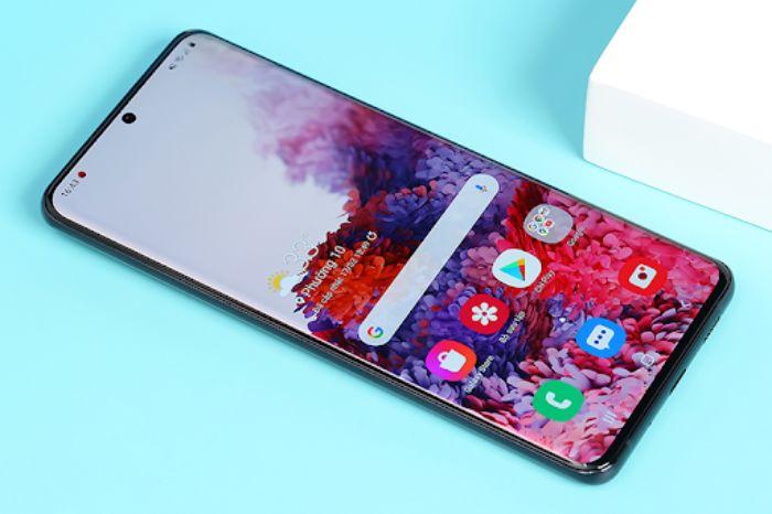 Thay cảm biến Samsung Galaxy S20, S20 Plus và S20 Ultra