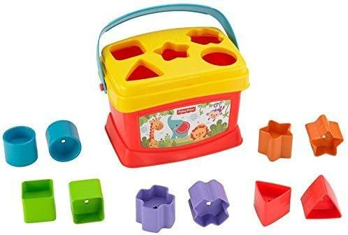 fisher price baby first block toy