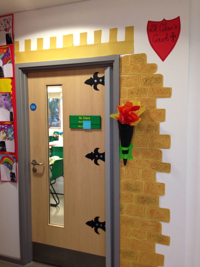Classroom security door lock systems for a more safety