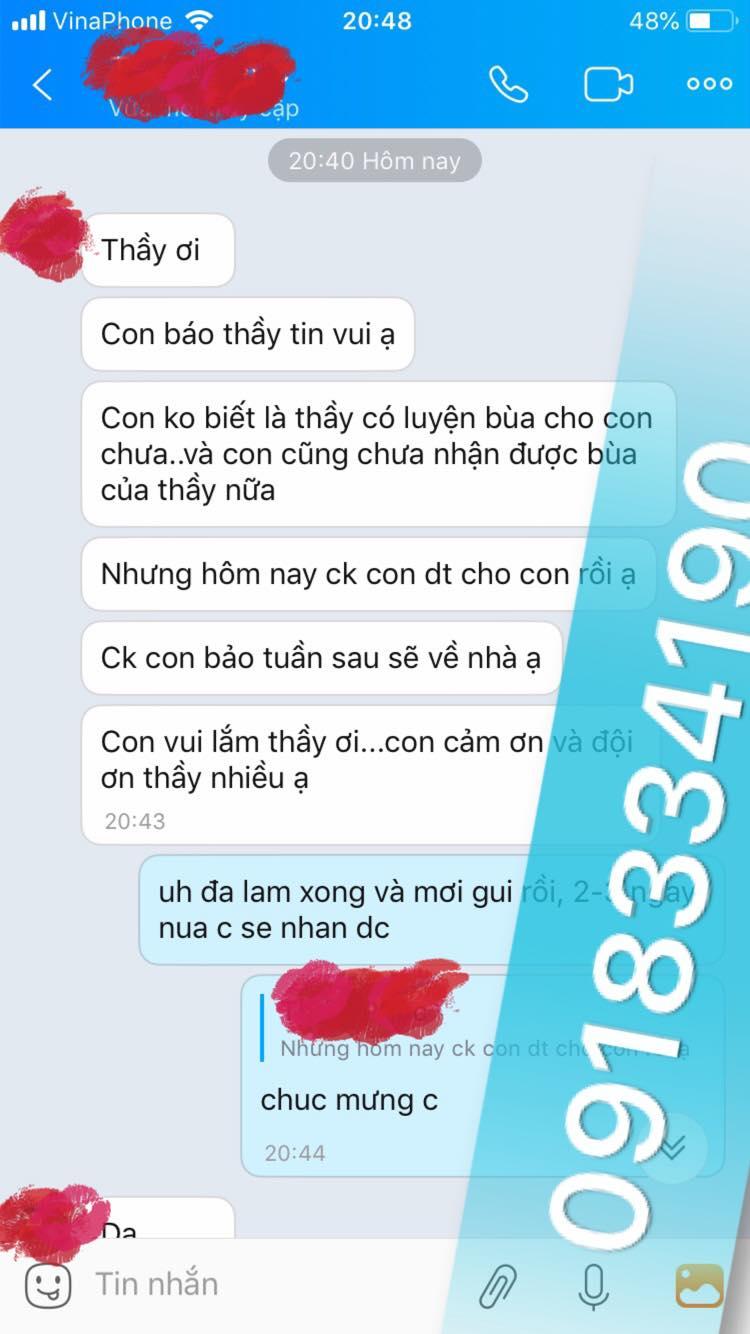 Tìm địa chỉ thỉnh bùa yêu Ninh Bình uy tín