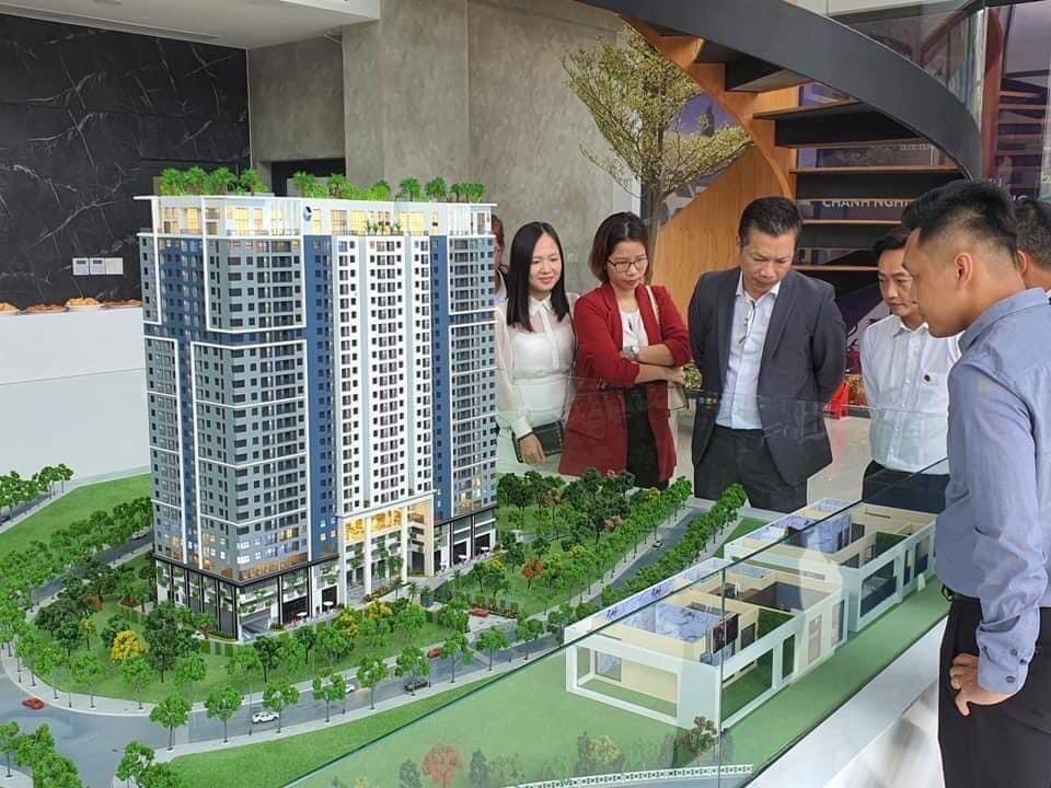 Dự án được đánh giá là tiềm năng của bất động sản Bình Dương