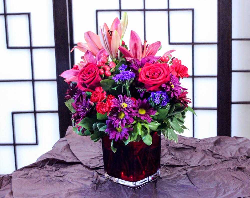 Light And Bright Aussie World Flowers