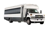 24 passenger shuttle bus transportation from Calgary to Revelstoke