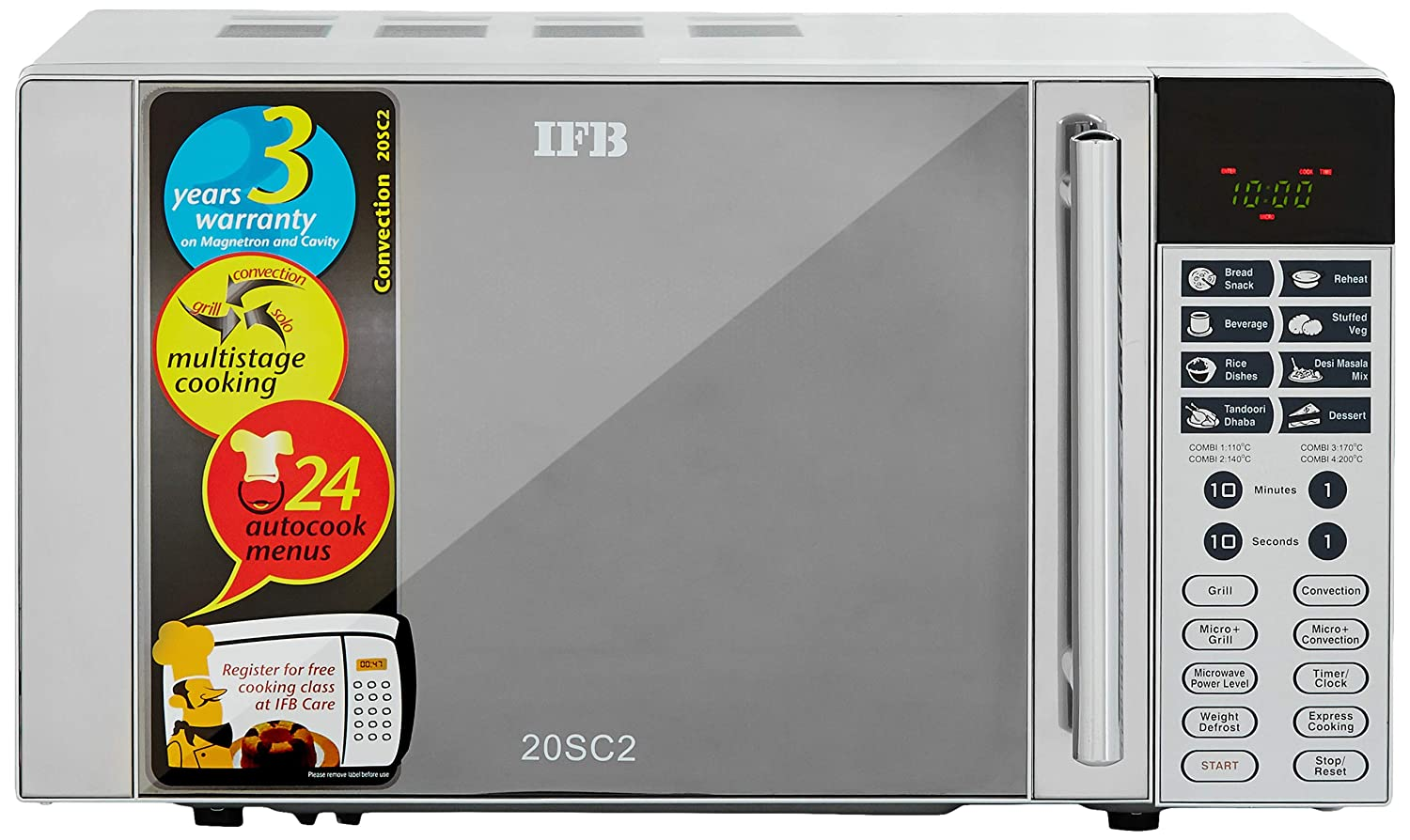IFB 20 L Convection Best Microwave Oven
