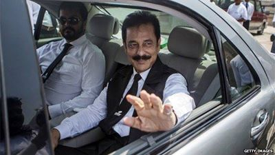 Flamboyant Indian tycoon, Subrata Roy has been arrested:   http://bbc.in/1bQJ8F0    India's Supreme Court had ordered the arrest of the Sahara group chief on Wednesday after he failed to appear before judges in a case of fraud.