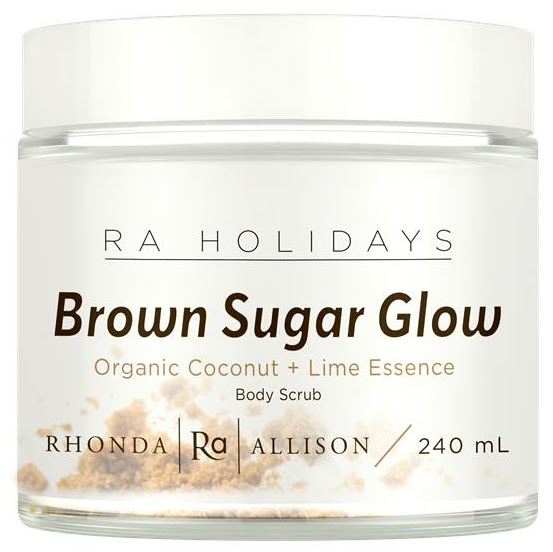 Rhonda Allison Brown Sugar Glow Scrub