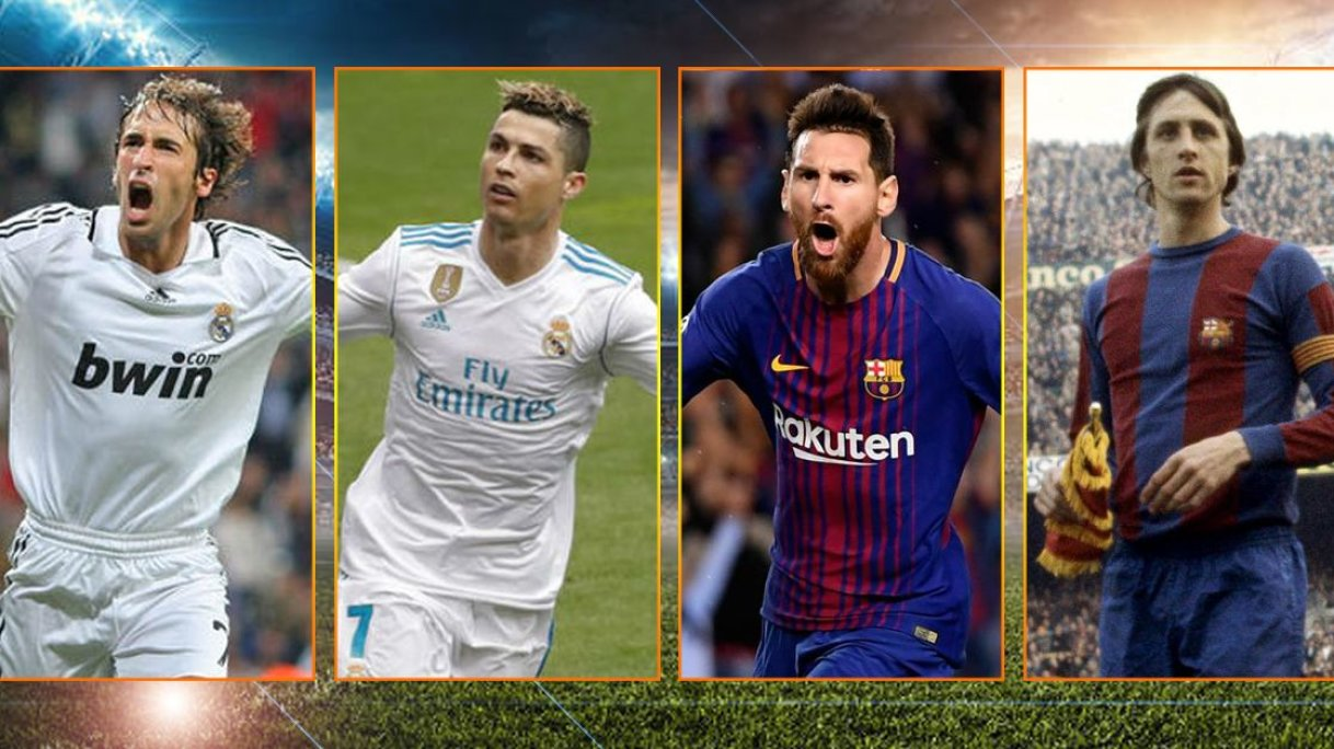 El Clasico Quiz: Play our quiz as the Spanish giants go head-to-head[/b]