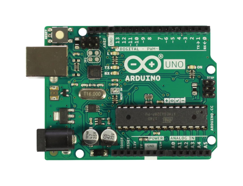 Placa Arduino UNO Rev3 119620 - Tienda online Opitec de robotica, tecnologia y manualidades