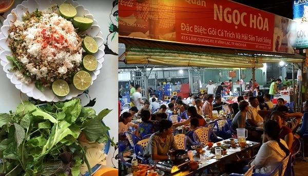 Nhà hàng ngon ở Rạch Giá: Rạch Gia có nhà hàng nào ngon không?