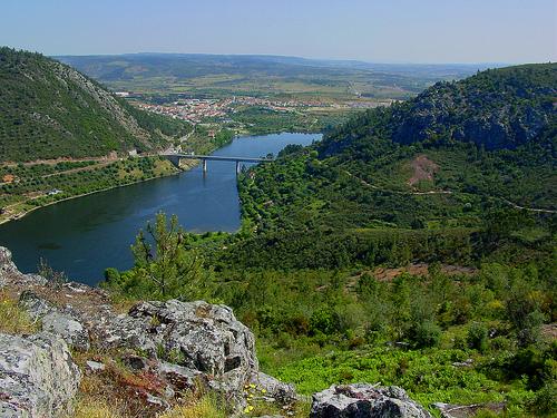 Resultado de imagen de valle del Tajo
