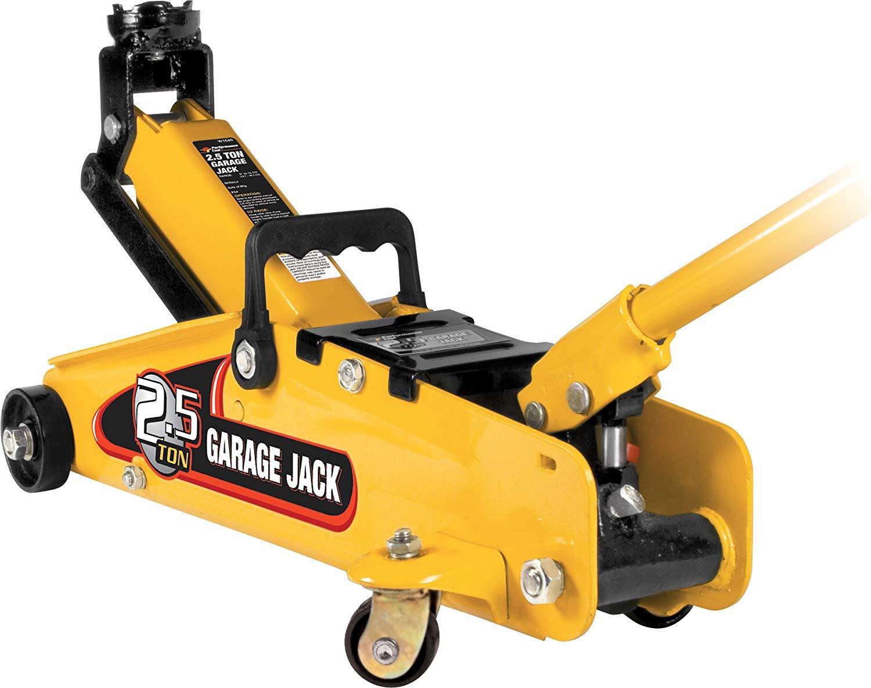 JEGS Performance Professional Series 2 Ton Aluminum Floor Jack