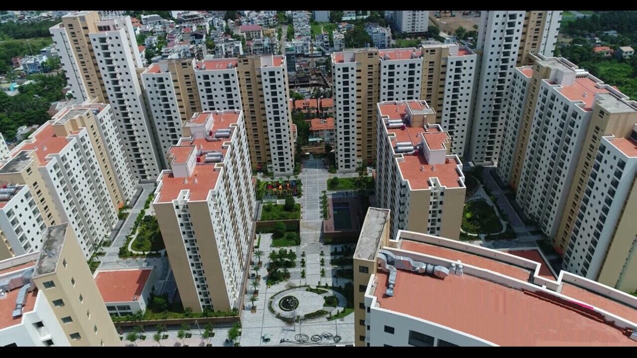Hình ảnh thực tế khu căn hộ Bình Khánh
