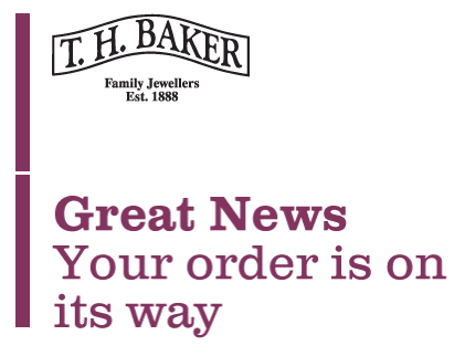 t.h. baker post purchase email