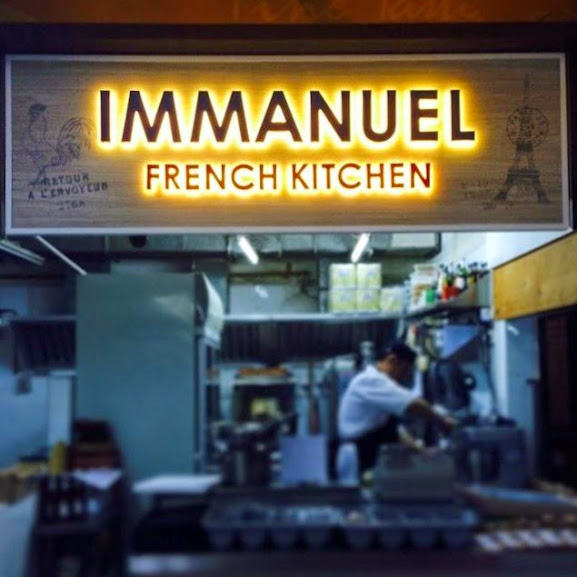Immanuel French Kitchen