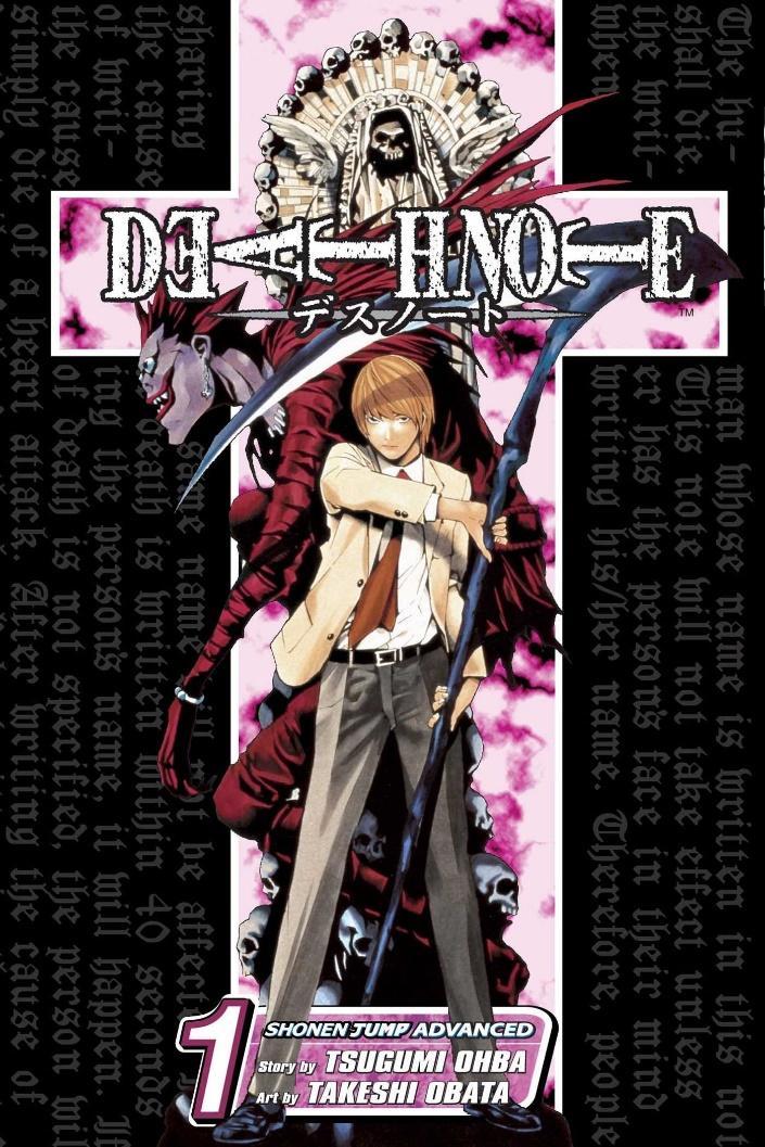 Death Note by Tsugumi Ohba and Takeshi Obata