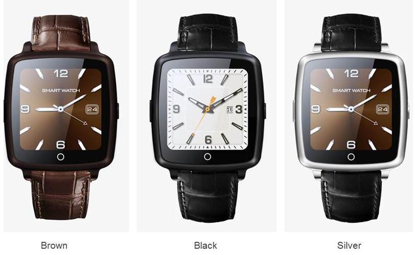 smartwatch telefon iUni U11C