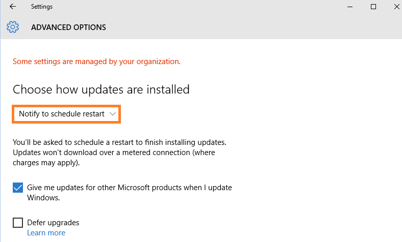 Things you must disable in windows 10