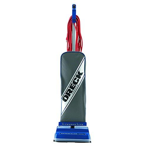 Oreck Commercial 2100RHS 8 Pound Commercial Upright Vacuum, Blue ...