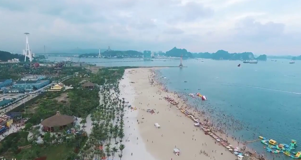 Sungroup xây dựng Sun Grand City Feria gần bờ biển Bãi Cháy