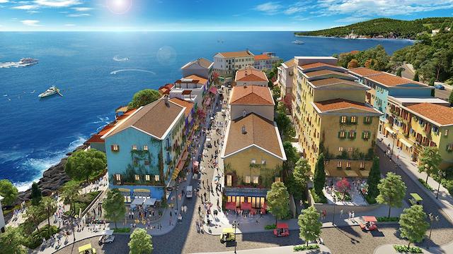Dự án Sun Premier Village Primavera có tổng diện tích là 39,3 ha