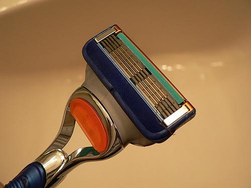 Gillette Fusion 5 razor